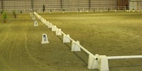 Dressage Arena Markers